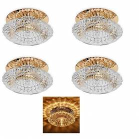 Pack de 4 Spots mini lustre...