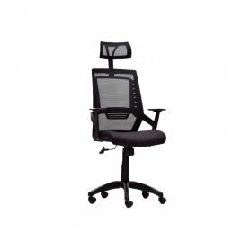 Chaise De Bureau - PLATINUM -Noir