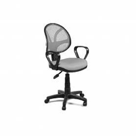 Chaise De Bureau -  PICCOLO GM  - Gris