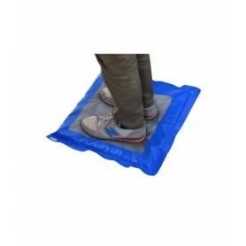 Tapis désinfectant - 50*50 cm  - Bleu