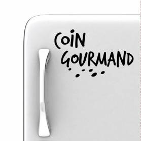 Autocollants Coin Gourmand...