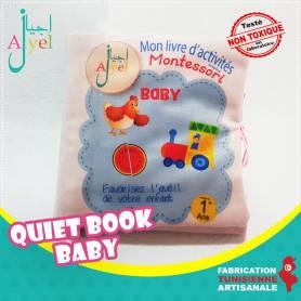 Quiet Book Baby