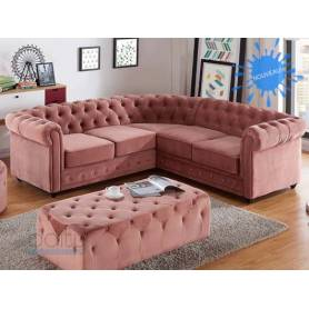 Salon d'angle  CHESTERFIELD