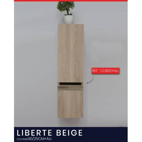 Colonne Liberte Beige 90 cm +ALL