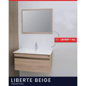 Liberte Beige 80 cm 1T +ALL