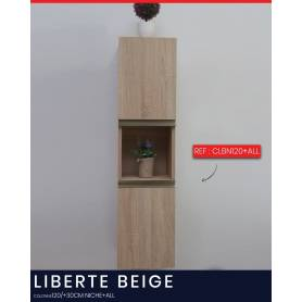 Colonne Liberte Beige 120...