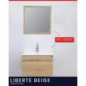Liberte Beige- Bois MDF -...
