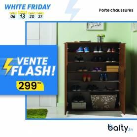 Vente Flash - White Friday...