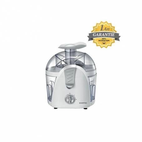 Centrifugeuse - Tutti - Frutti - 400W - Blanc - Garantie 1 An