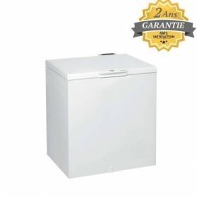 Whirlpool - Congélateur Coffre - 220 L - Blanc - WHM21102 - Garantie 2 Ans