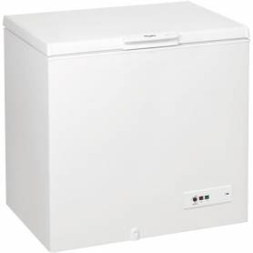 Whirlpool - Congélateur - Horizontal - CF430 A+ - Blanc - 450L - Garantie  2ans