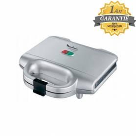 Moulinex - Panini - Ultracompact - 700W - Silver - Garantie 1 An