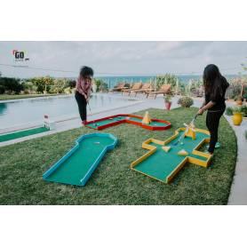 "Kit ""Trio Golf""- 7 m²"