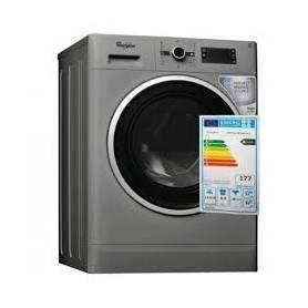 Machine a laver - 8 kg - Fresh Care plus -  6 Eme sens  - SILVER - 2 ans garantie