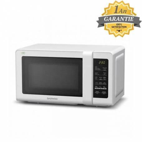Daewoo - Micro Onde 20 Litres 700 W - KOR-662S - Garantie 1 An