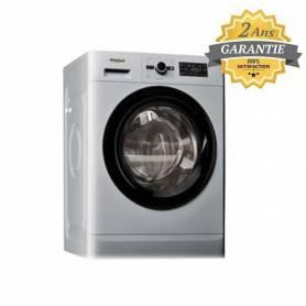 Whirlpool- Lave Linge - 7 Kg - Gris - Fresh Care - Fwg71253sb - Garantie 2 ans