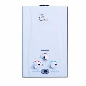 COALA  -Chauffe Bain - 10 Litres - Gaz Bouteille - Blanc