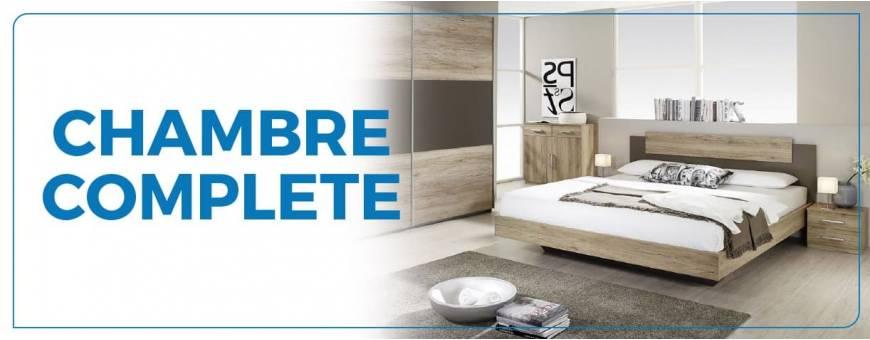 Achat / vente Chambre Complete- Meuble de chambre | baity.tn