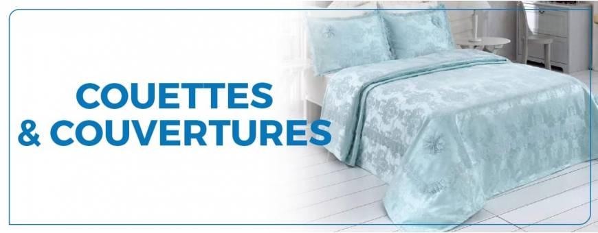 Achat / vente Couettes et couvertures- Linge de lit | baity.tn
