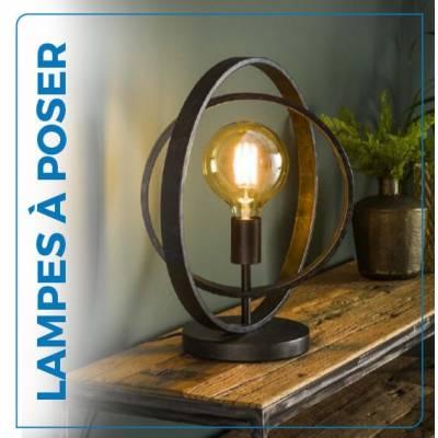 Achat / vente Lampes à poser- Luminaire | baity.tn