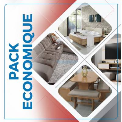 Achat / vente Pack economique- Pack mariage   baity.tn