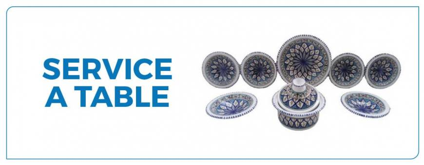 Achat / vente Service a table- Art de la table | baity.tn